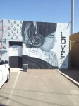 Record Store Mural Love Phoenix Part 2