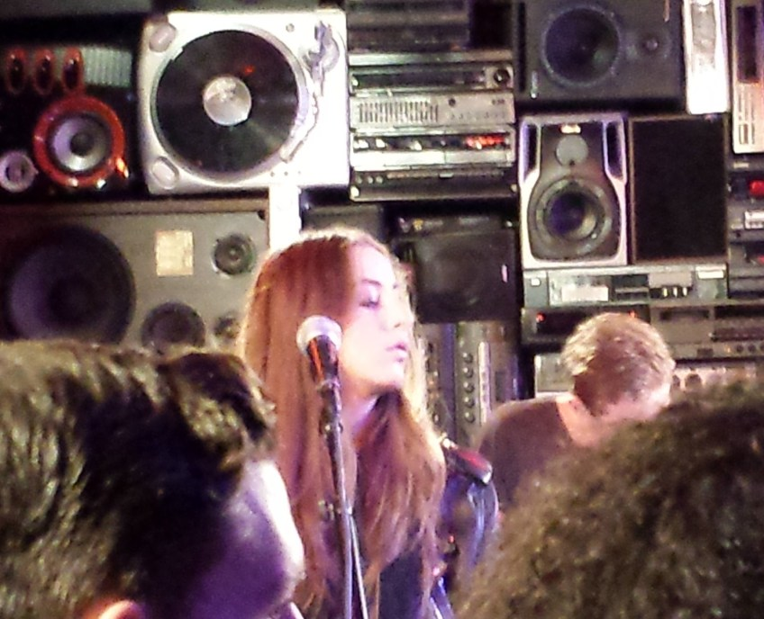 alana haim kroq soundstage redbull