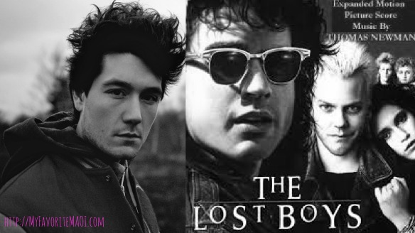 lost boys and bastille